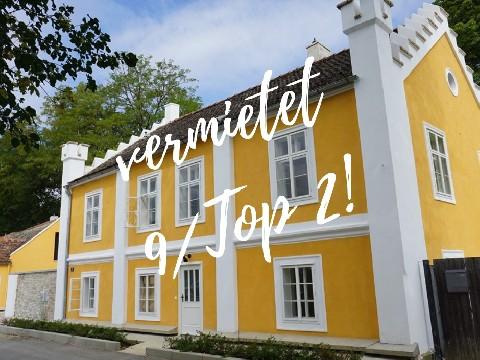 Erstbezug - Wohnen im historischen Teil des Schlossparks Gneixendorf