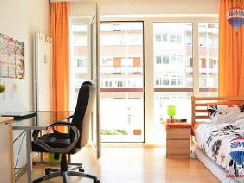 ALL INCL - möbliertes Studentenzimmer in zentraler Lage - Furnished room centrally located