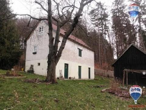 Kleines Haus in Stauseenähe