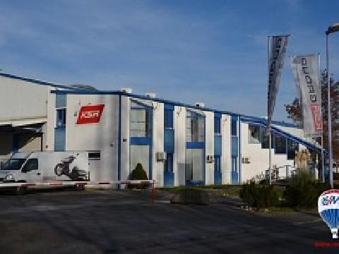 Gewerbe-/Betriebsobjekt in Krems an der Donau, Niederösterreich