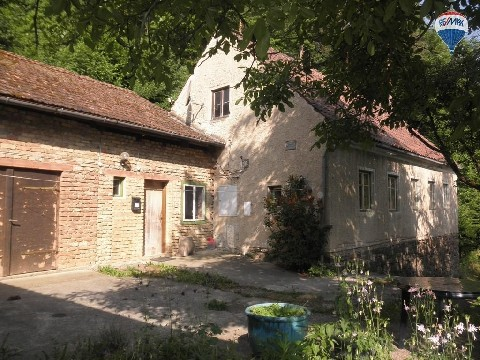 Sanierungsbedürftiges Haus bei Langenlois