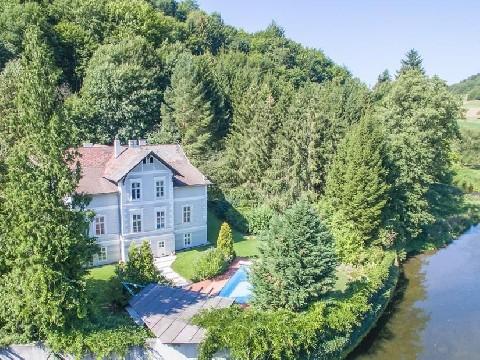 Haus in 3541 Meislingeramt, Niederösterreich, Exklusive Stilvilla in Gr...