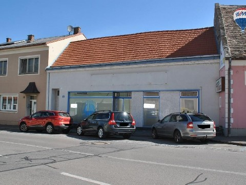 Geschäftslokal/Shop in Hollabrunn, Niederösterreich