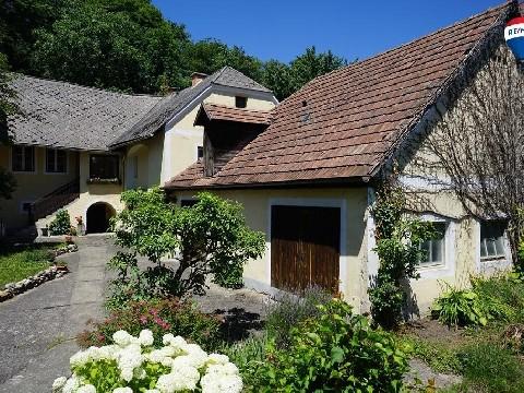Haus in Willendorf in der Wachau, Niederösterreich