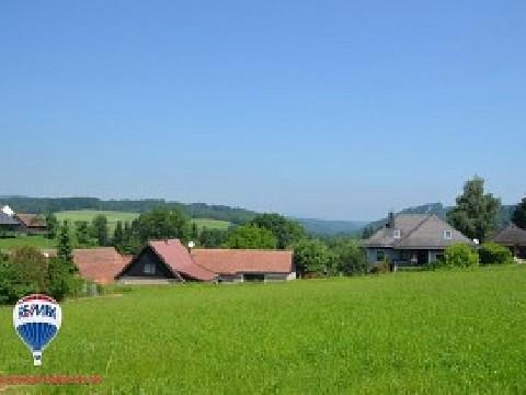 Baugrundstück in erhöhter Ortsrandlage (Wolfenreith)