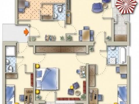 4 Zi-Eigentumswohnung in Stadtrandlage