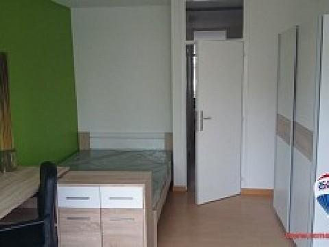 Modern möbliertes Studentenzimmer in zentraler Lage von Krems