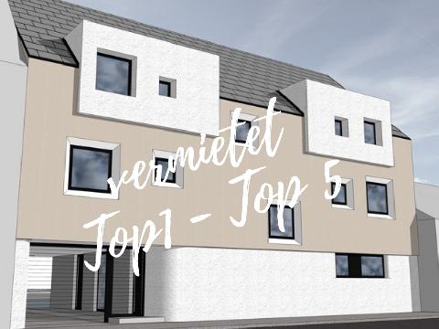 Moderne Neubauwohnung in Zentrumslage, TOP 1 - Top 5