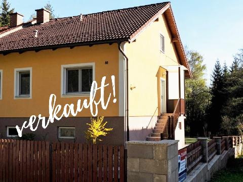 Sofort beziehbares Einfamilienhaus- Ruhelage inklusive!