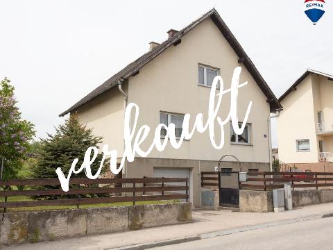Familienfreundliches Wohnhaus - ländliches Flair, städtische Infrastruktur inklusive!